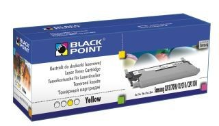 Black Point Toner Black Point LCBPSCLT4092Y | Yellow | 1000 str. | Samsung CLT-Y4092S