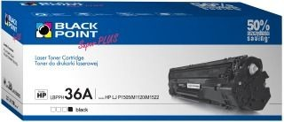 Black Point Toner Black Point LBPPH36A | Black | 2700 str. | HP CB436A