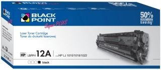Black Point Toner Black Point LBPPH12A | Black | 3500 str. | HP Q2612A