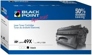 Black Point Toner Black Point LBPPH49X | Black | 7900 str. | HP Q5949X