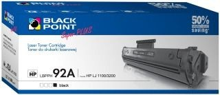 Black Point Toner Black Point LBPPH92A | Black | 3600 str. | HP C4092A