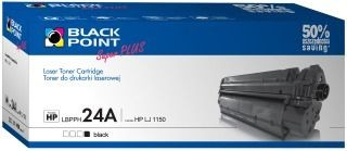 Black Point Toner Black Point LBPPH24A | Black | 4100 str. | HP Q2624A