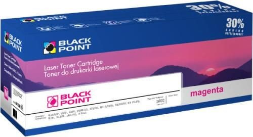 Black Point Toner Black Point LCBPLC540M | magenta | 2000 str. | Lexmark C540H1MG