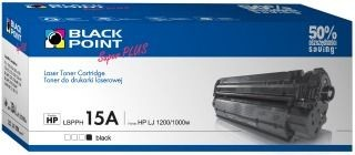 Black Point Toner Black Point LBPPH15A | Black | 3700 str. | HP C7115A