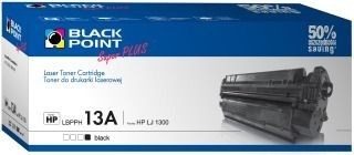 Black Point Toner Black Point LBPPH13A | Black | 3500 str. | HP Q2613A