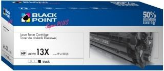 Black Point Toner Black Point LBPPH13X | Black | 4100 str. | HP Q2613X