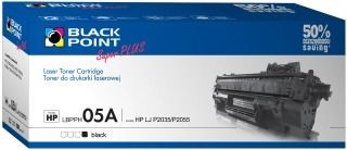 Black Point Toner Black Point LBPPH05A | Black | 4000 str. | HP CE505A