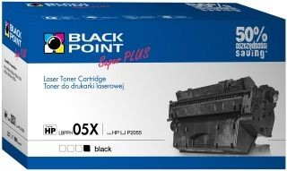 Black Point Toner Black Point LBPPH05X | Black | 8500 str. | HP CE505X