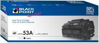 Black Point Toner Black Point LBPPH53A | Black | 3900 str. | HP Q7553A