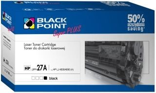 Black Point Toner Black Point LBPPH27A | Black | 7800 str. | HP C4127A