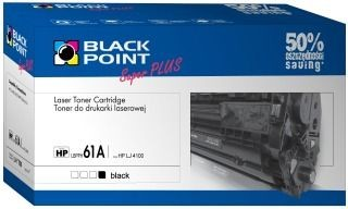 Black Point Toner Black Point LBPPH61A | Black | 7500 str. | HP C8061A