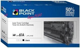 Black Point Toner Black Point LBPPH61A | Black | 7500 str. | HP C8061A