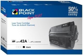 Black Point Toner Black Point LBPPH42A | Black | 13200 str. | HP Q5942A