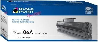 Black Point Toner Black Point LBPPH06A | Black | 3400 str. | HP C3906A