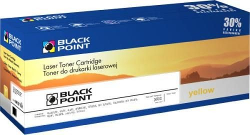 Black Point Toner Black Point LCBPSCLT4072Y | yellow | 1000 str. | Samsung CLT-Y4072S