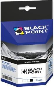 Black Point Tusz Black Point BPBLC123BK | black | 18 ml | Brother LC123BK