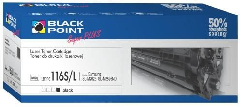 Black Point Toner Black Point LBPPS116L | black | 3200 str. | Samsung MLT-D116L