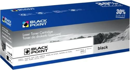 Black Point Toner Black Point LCBPH400BK | black | 6460 str. | HP CE400A