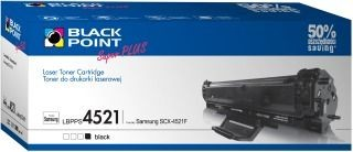 Black Point Toner Black Point LBPPS4521 | Black | 3800 str. | Samsung SCX-4521D3