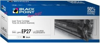 Black Point Toner Black Point LBPPCEP27 | Black | 3500 str. | Canon EP27