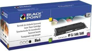 Black Point Toner Black Point LCBPH1600BK | Black | 2500 str. | HP Q6000A