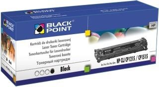 Black Point Toner Black Point LCBPHCP1215BK | Black | 2200 str. | HP CB540A