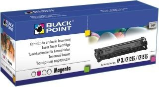 Black Point Toner Black Point LCBPHCP1215M | Magenta | 1400 str. | HP CB543A