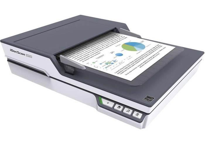 Mustek Skaner dokumentów S20 A4/color/600dpi