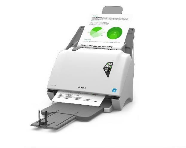 Mustek Skaner dokumentów P45 A4/color/600dpi/Duplex