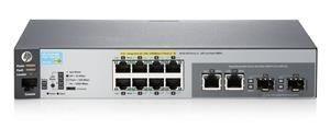 HP Aruba 2530-8G-PoE+ HP RENEW Switch J9774AR
