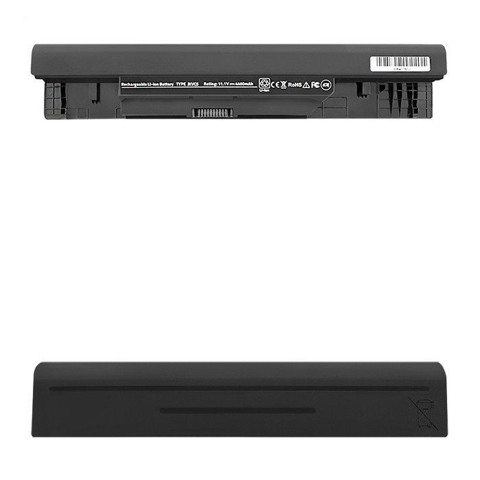 Qoltec Bateria do laptopa Long Life - Dell 1464 1564 | 4400mAh | 11.1V