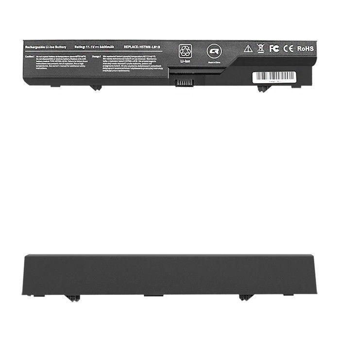 Qoltec Bateria do laptopa Long Life - HP 625 620 4420s | 4400mAh | 11.1V