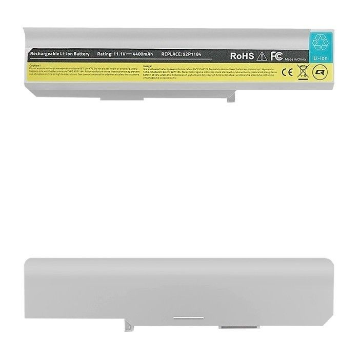Qoltec Bateria do laptopa Long Life - Lenovo IBM 3000 | 4400mAh | 11.1V