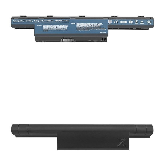 Qoltec Bateria do laptopa Long Life - Acer Aspire 4741 | 6600mAh | 11.1V
