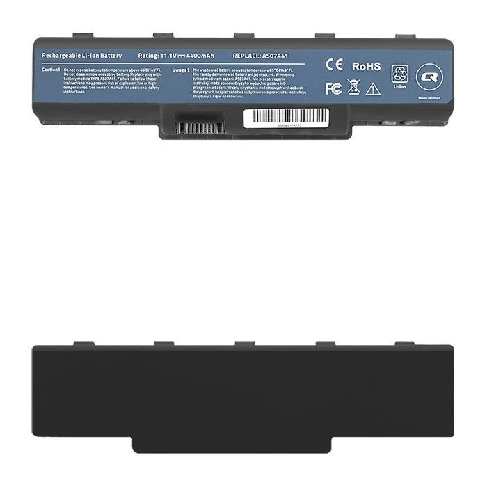 Qoltec Bateria do laptopa Long Life - Acer Aspire 4710 | 4400mAh | 10.8V