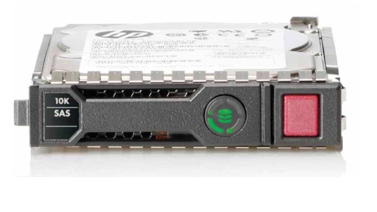 HP 1.8TB 12G SAS 10K 2.5in SC 512e HDD 791034-B21