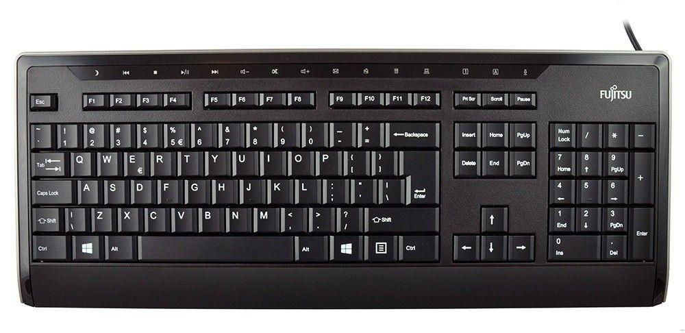 Fujitsu Klawiatura KB900 USB US S26381-K560-L402