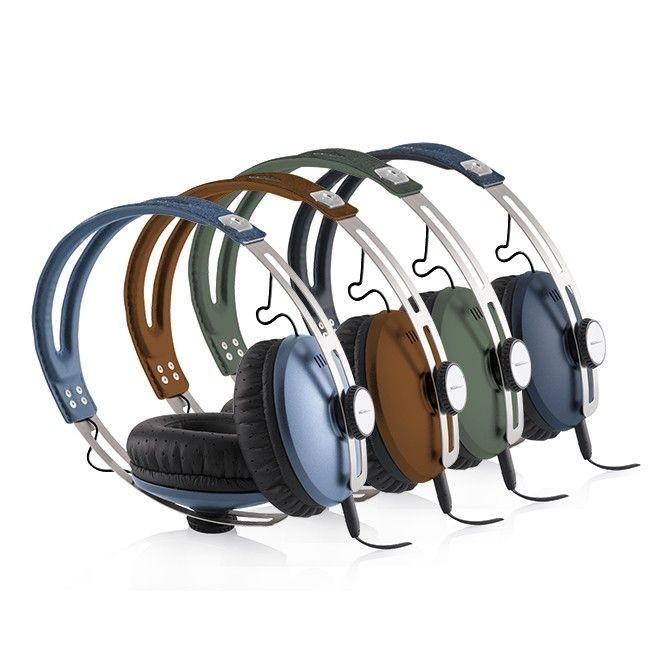 ModeCom Słuchawki nagłowne z mikrofonem MC-450 ONE LIGHT BLUE
