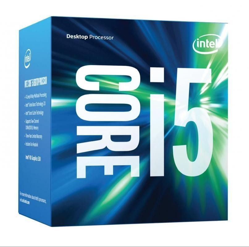 Intel Core i5-6400, Quad Core, 2.70GHz, 6MB, LGA1151, 14nm, 65W, VGA, BOX