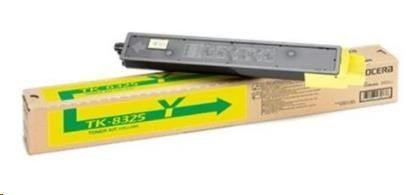 Kyocera Toner TK-8325Y | 12000 str | Yellow | TASKalfa 2551ci