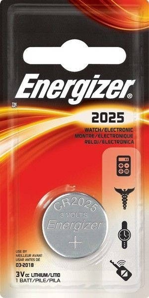 Energizer Bateria CR2025 /1 szt. bliste