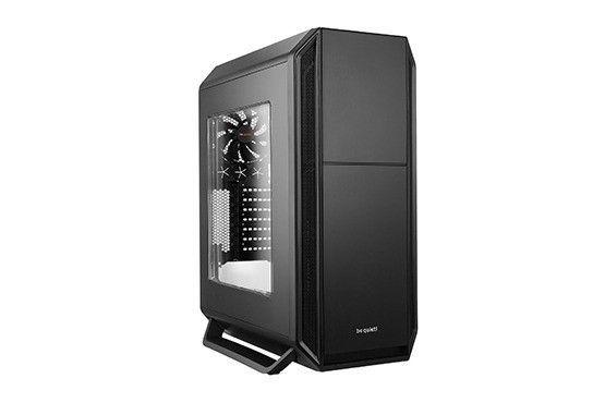 be quiet! obudowa Silent Base 800 z oknem, czarna, ATX, micro-ATX, mini-ITX