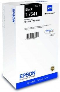 Epson Tusz T7541 black XXL | WF-8090/WF-8590