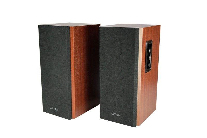 Media-Tech AUDIENCE HQ - Głośniki stereofoniczne, 2-drożne, 40W RMS, regulacja tonów