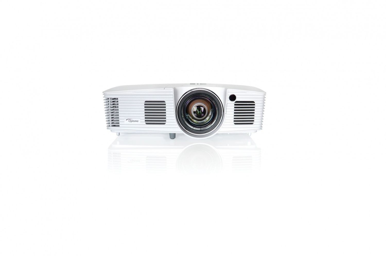 Optoma Projector X316ST (FULL 3D, XGA, 3 400 ANSI, 20 000:1, HDMI, 2x VGA)