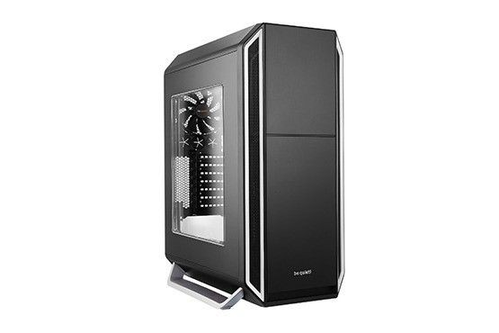 be quiet! obudowa Silent Base 800 Window, silver, ATX, micro-ATX, mini-ITX