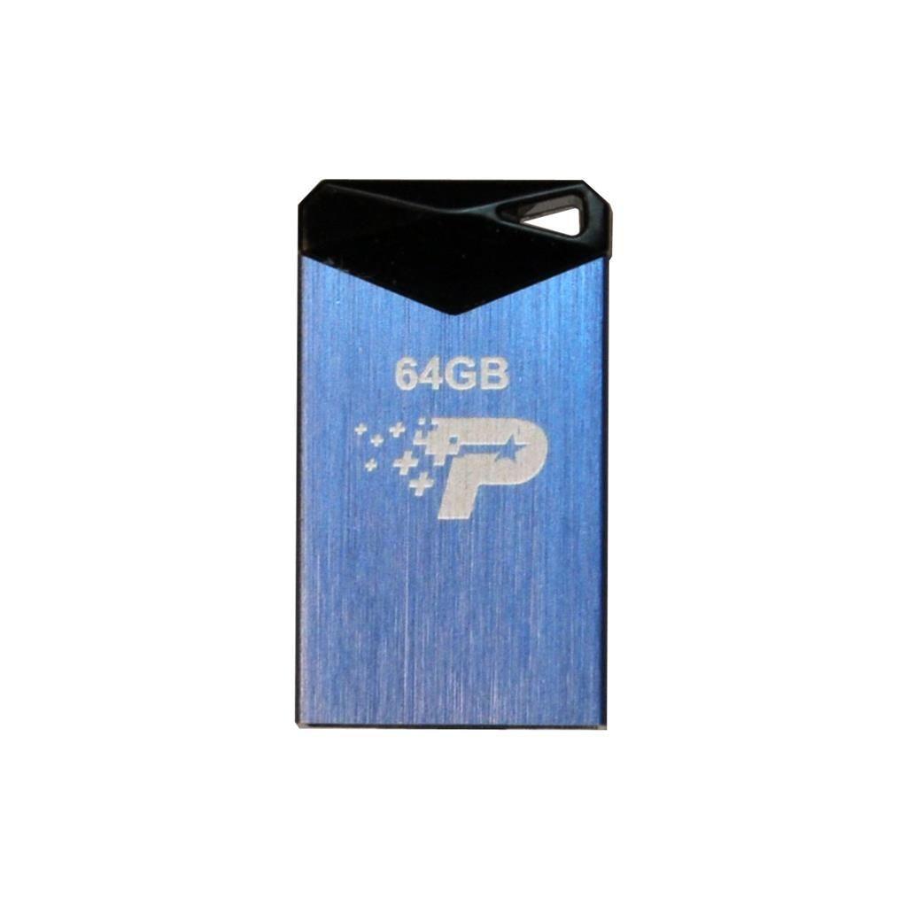 Patriot Pendrive (Pamięć USB) 64 GB Niebiesko-czarny