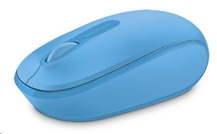 Microsoft 1850 Cyan, Wireless Mouse