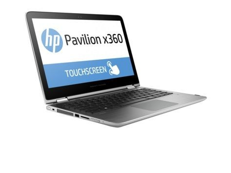 HP NOTEBOOK Pavilion X360 M6R33EA 13.3 HD MT/ I3-5010U/ 4GB/ 500GB/ INT/ W8.1 / SILVER
