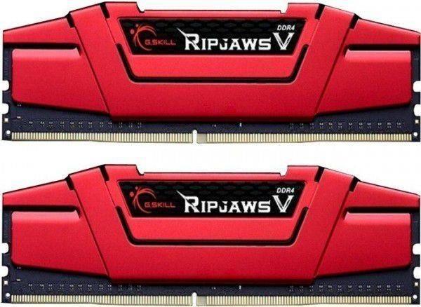 GSkill Pamięć DDR4 Ripjaws V 16GB (2x8GB) 2133MHz CL15 1,2V